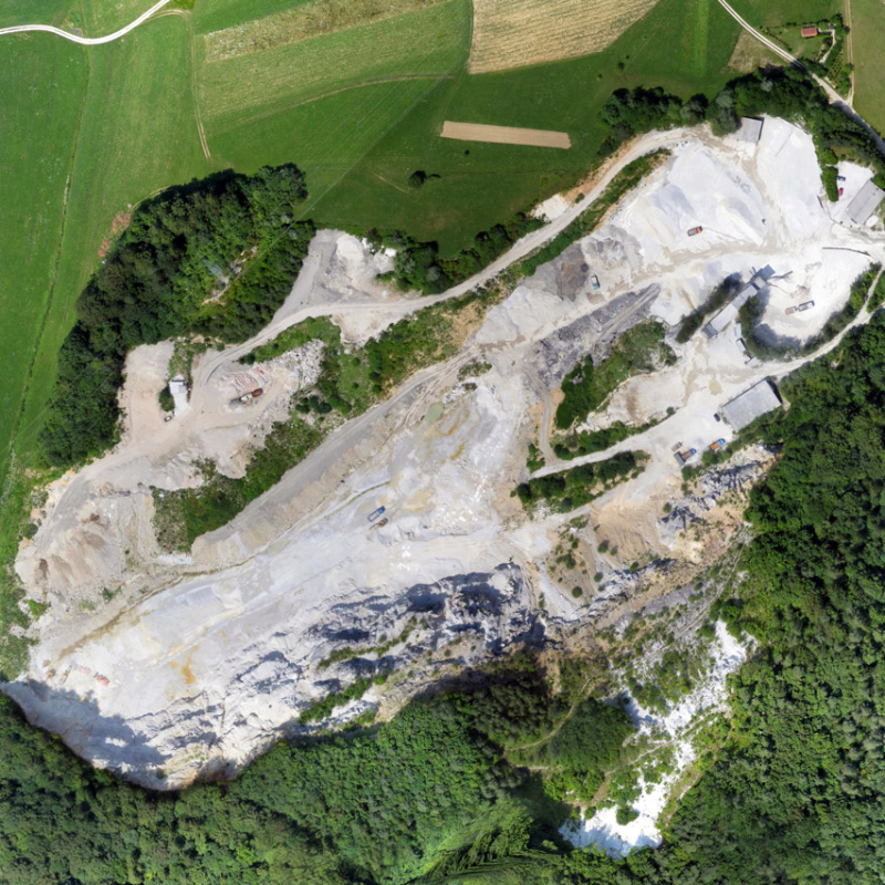 Quarries and Open Mines