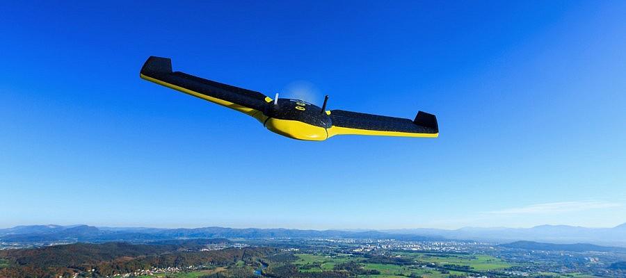 Prvo podjetje v ZDA odobreno za uporabo dronov v kmetijstvu