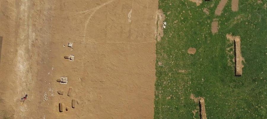 Arheološka dediščina iz zraka